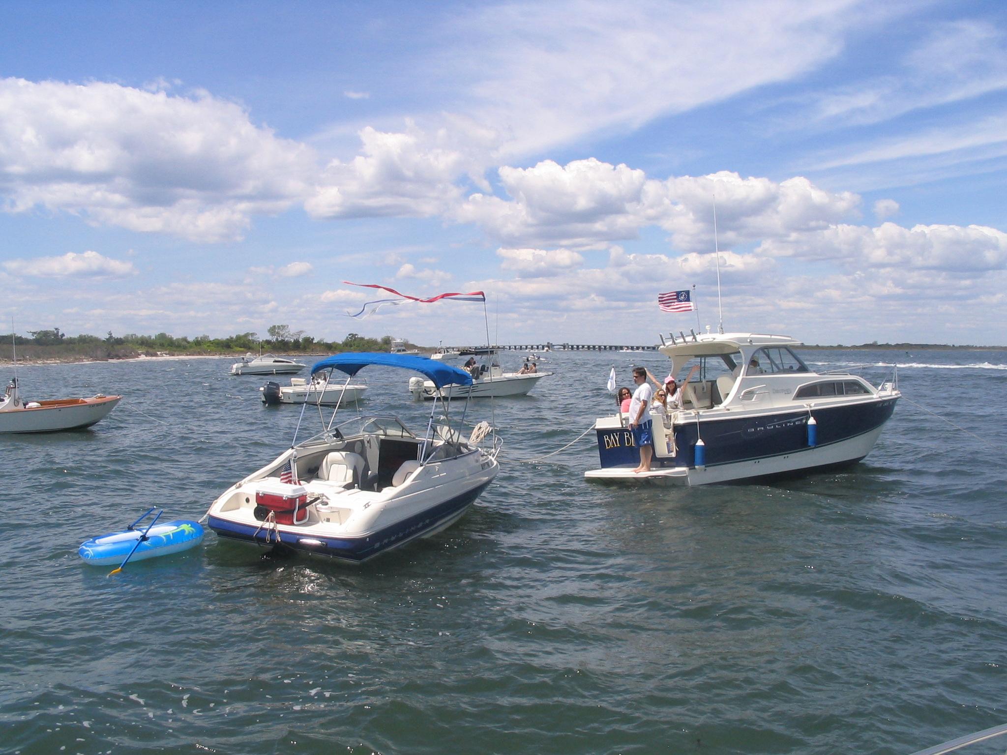 Memorial Day Blue Angels Airshow Raftup Jones Beach Robert Moses